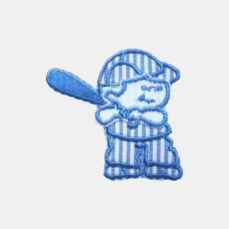 Baseball speler strijkapplicatie